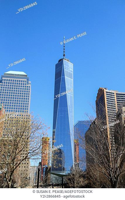 One World Trade Center, New York, New York, United States