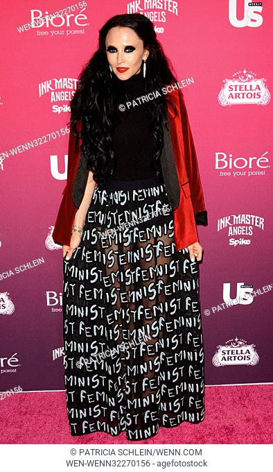 'Us' Magazine event held in New York - Arrivals Featuring: Stacey Bendet Where: New York, New York, United States When: 13 Sep 2017 Credit: Patricia...