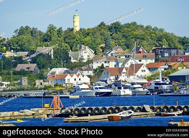 Stavanger Vagen, Harbour, Stavanger, Norway, Scandinavia, Europe