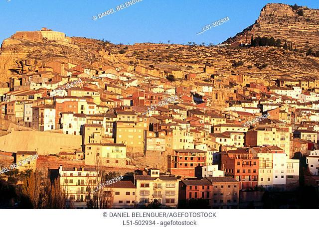 Ademuz. Rincón de Ademuz. Valencia province. Spain