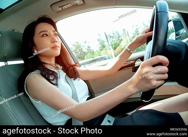 Young women to drive