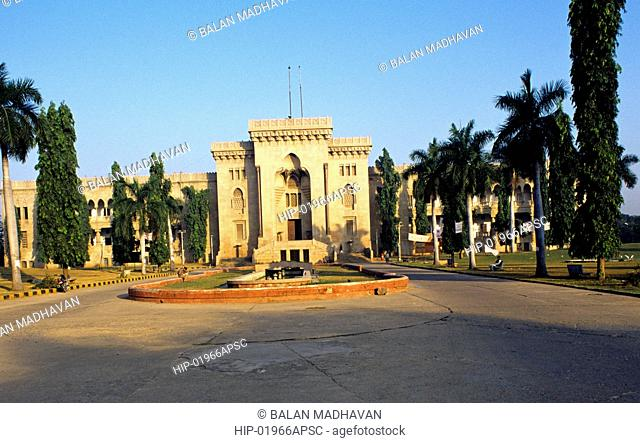 OSMANIA UNIVERSITY, HYDERABAD, ANDHRA PRADESH,INDIA