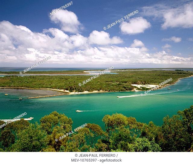 Lakes Entrance Victoria, Australia