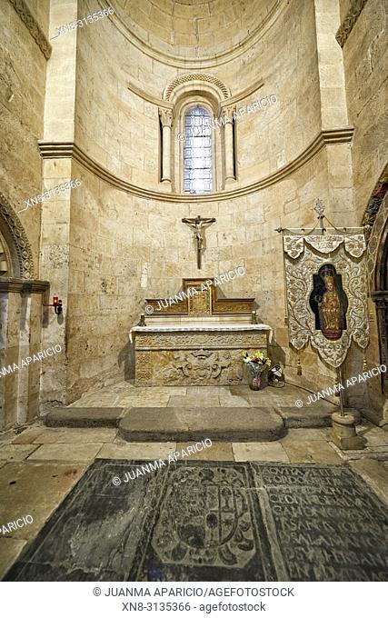 Old Cathedral of Salamanca, Salamanca City, Spain, Europe