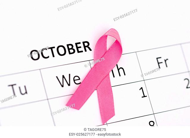 October month of awareness about breast cancer