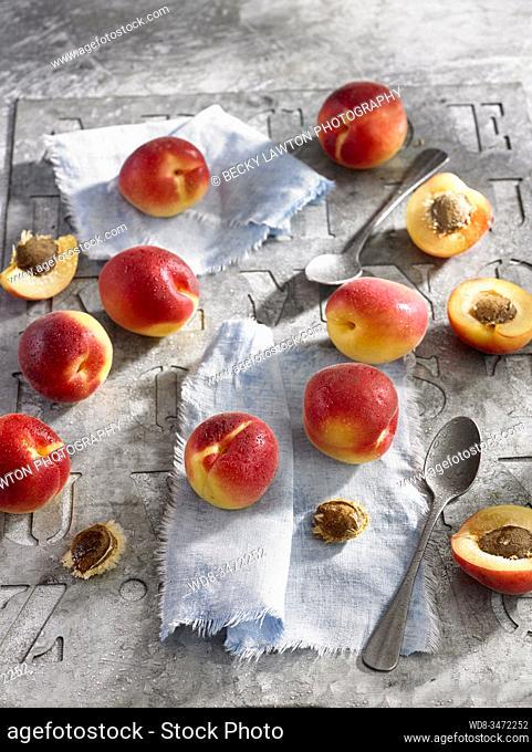 albaricoques / apricots