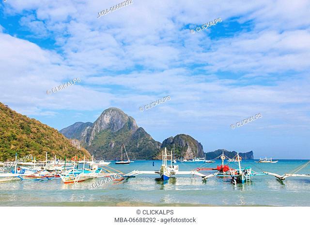 El Nido beach, Palawan, Philippines