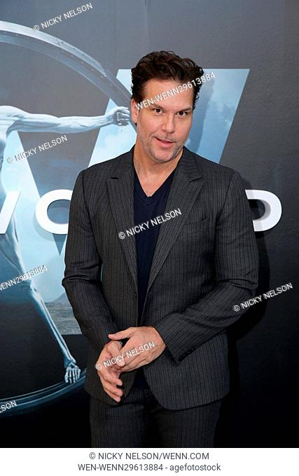 Dane Cook attending the Los Angeles premiere of HBO drama 'Westworld' at the TCL Chinese Theater IMAX in Los Angeles, California