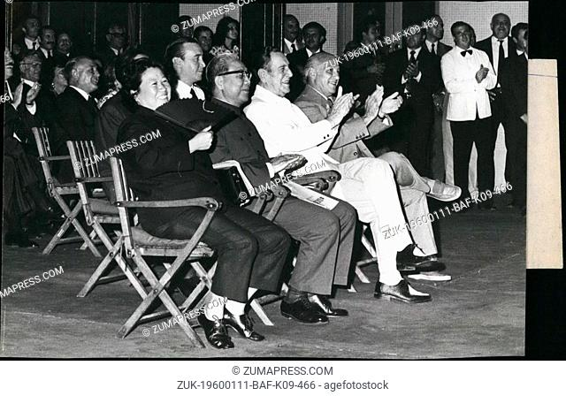 1979 - Chinese Acrobatic Artists Enchanting Argentine Government: A special session of acrobats of the communist China is touring through Latin America and...