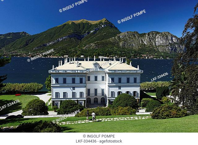 Villa Melzi, Bellagio, Lake Como, Lombardy, Italy