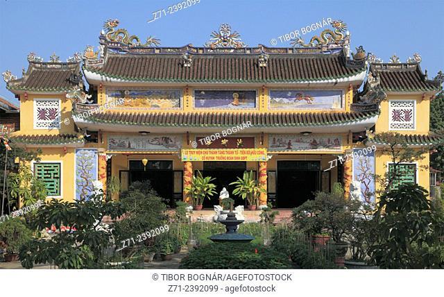 Vietnam, Hoi An, Phac Hat Pagoda,