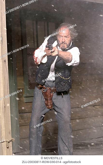 Aug 11, 2003; Calgary , Alberta, CANADA; Actor ROBERT DUVALL stars as Boss Spearman in 'Open Range.' (Credit Image: © Courtesy of Touchstone...