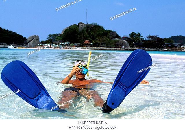 Thailand, Asia, Ko Tao, travel, Asia, Southeast Asia, Southern Thailand, Asia, Ko Samui, Koh Samui, Koh Tao, beach, ma