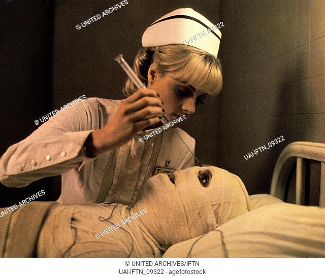 Dead And Buried, aka: Tot & begraben, USA 1981, Regie: Gary Sherman, Darsteller: Lisa Blount