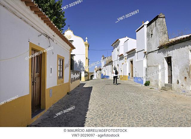 Redondo, a traditional village in Alentejo. Portugal