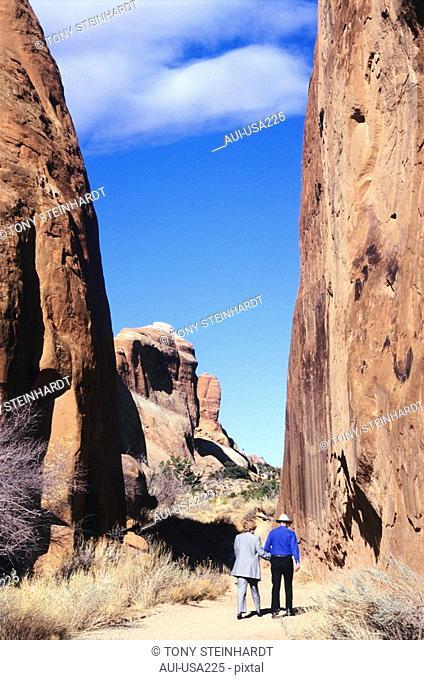 USA - National Park - Utah - Arches