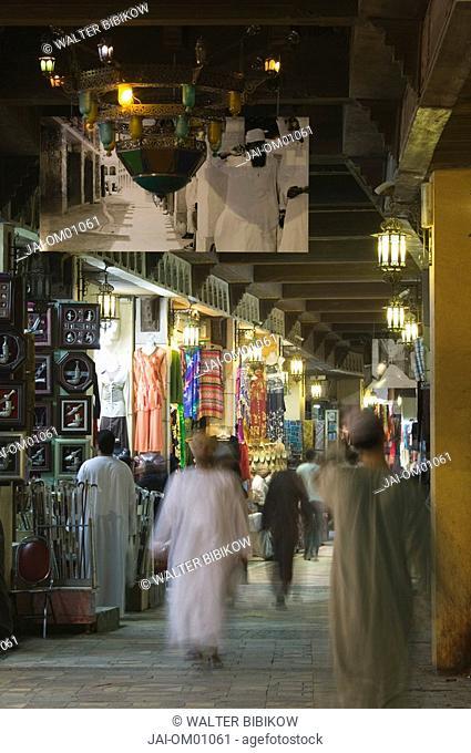 Oman, Muscat, Mutrah, Mutrah Souk