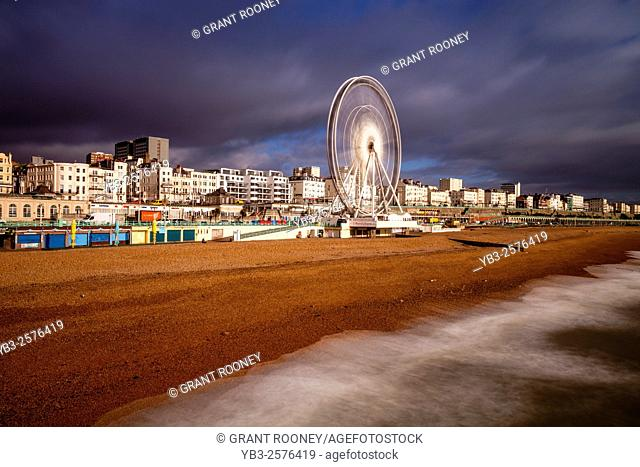 The Seafront, Brighton, Sussex, UK