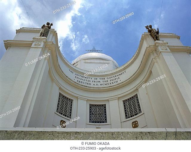 The Authority of the Government Emanates, Cebu city, Philipines