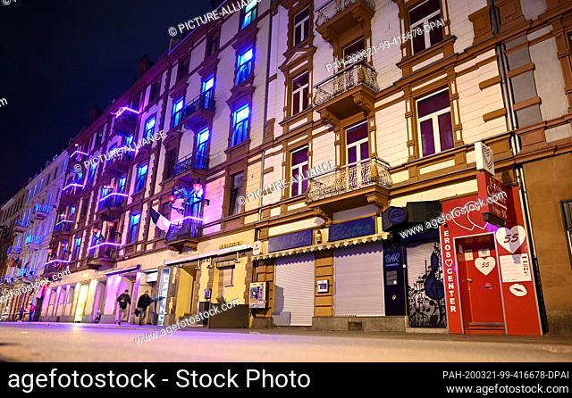 Eros center frankfurt Red Light