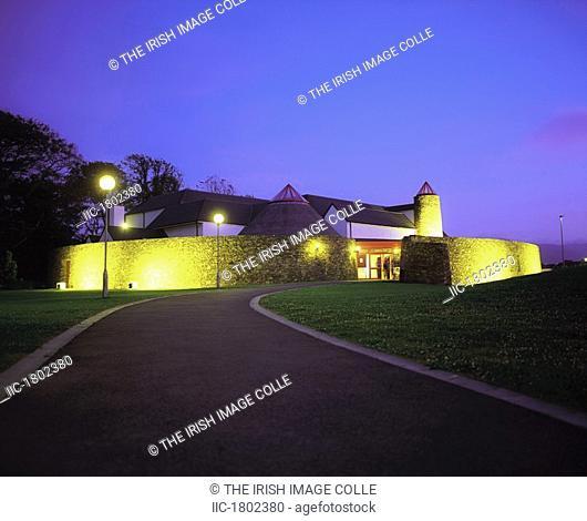 Co Kerry, Siamsa Tire Tralee, National Folk Theatre