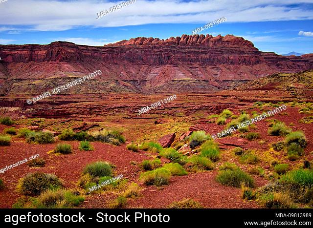 USA, United States of America, Utah, Arizona, Glen Canyon, National Recreation Area, Lake Powell