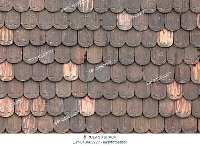 clay tile and weather protection