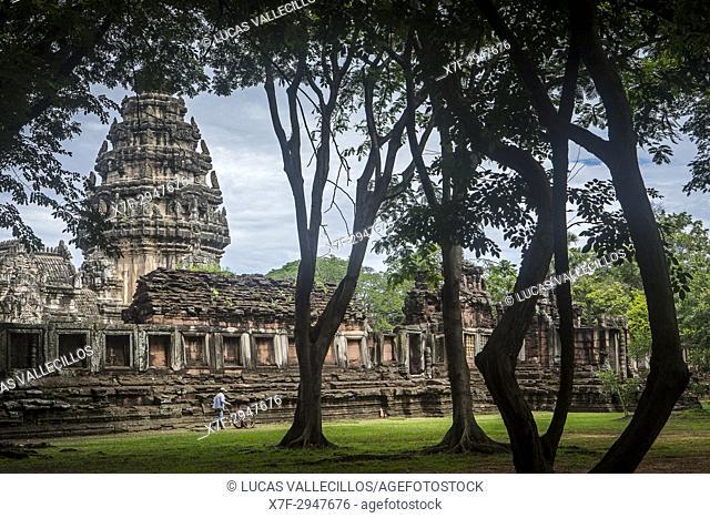 Central sanctuary, in Prasat Hin Phimai (Phimai Historical Park), Phimai, Nakhon Ratchasima province, Thailand
