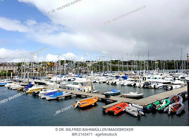 Marina, Kinsale, County Cork, Ireland, Europe