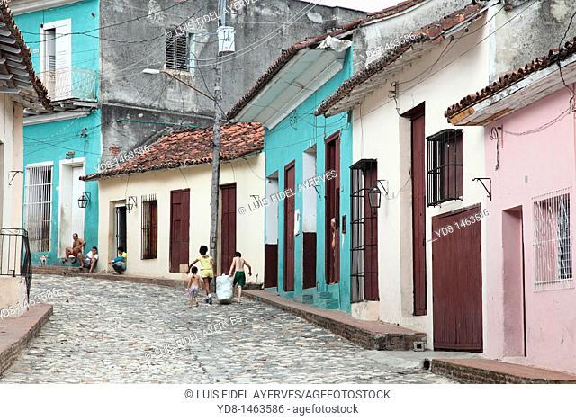 Barrio de Santi Spiritus, Cuba
