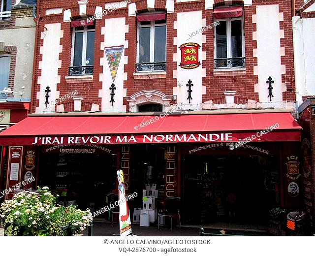 Restaurant in Cabourg, Cabourg, Mormandy