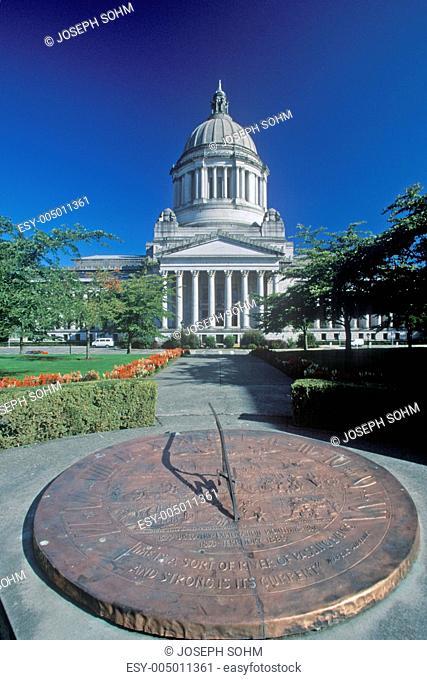 State Capitol of Washington, Olympia