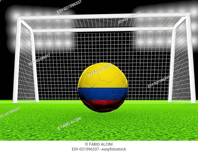 Soccer Colombia