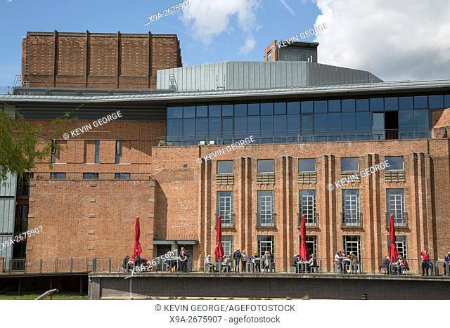 Royal Shakespeare Theatre (RSC); Stratford Upon Avon; England
