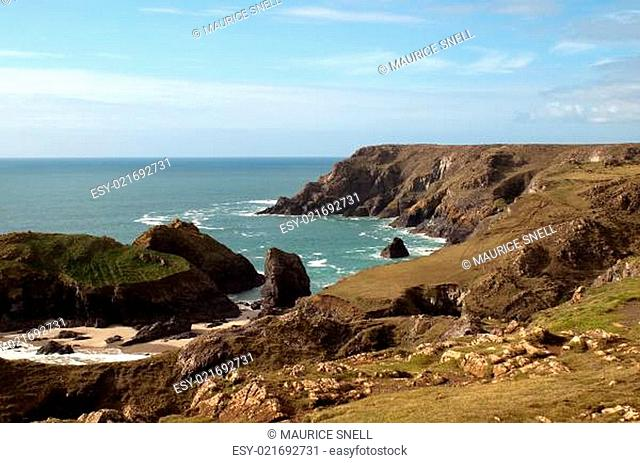Kynance Cove Cornwall