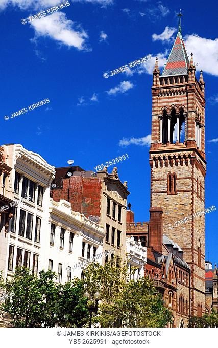 Old South Church, Boston
