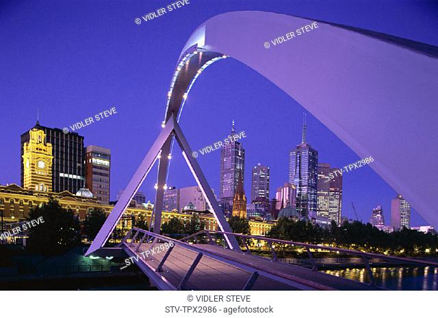 Australia, City, Holiday, Landmark, Melbourne, Skyline, Tourism, Travel, Vacation, Victoria