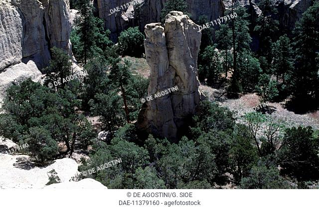 El Morro National Monument, New Mexico, United States