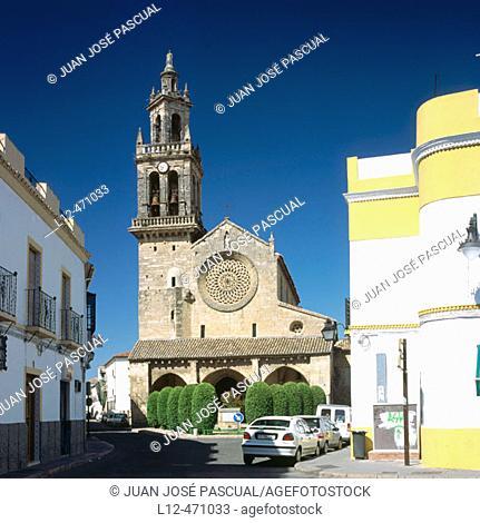Iglesia de San Lorenzo, Cordoba, Spain