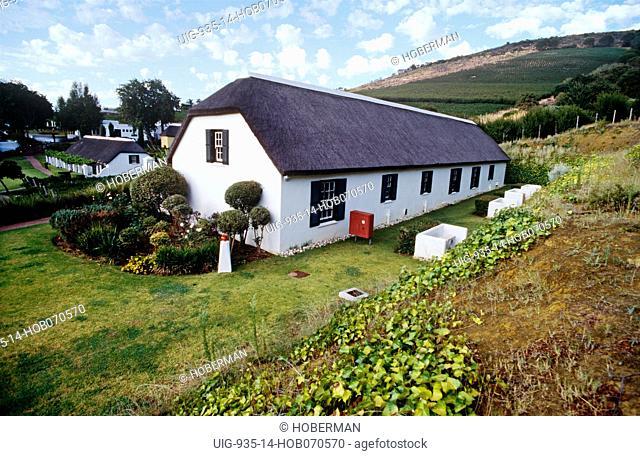 Grand Roche Restaurant, Paarl, Western Cape