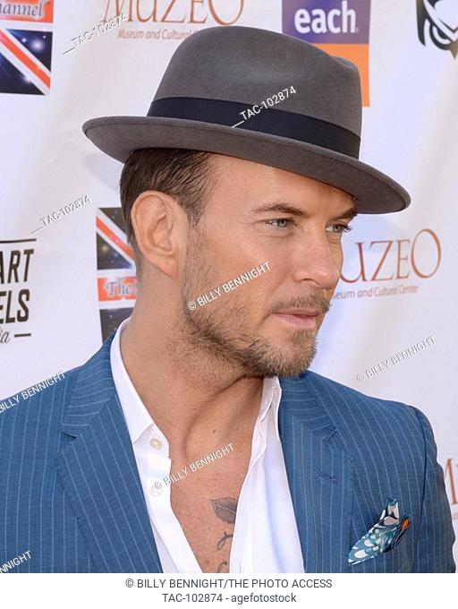 "Matt Goss arrives at """"The Anglophile Channel Awards - A salute to British Entertainment"""" held at the British consul general residence on September 15"