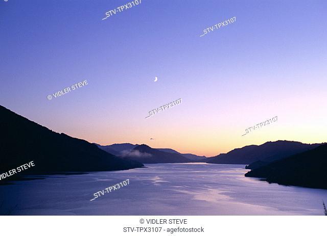 Dawn, Holiday, Landmark, Marlborough, Marlborough sounds, New zealand, Queen charlotte sound, South island, Tourism, Travel, Vac