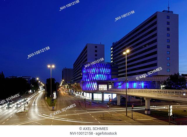 Redesign of the Hamburger Meile shopping center, Hamburger Strasse, Wandsbek district, Hanseatic City of Hamburg, Germany, Europe