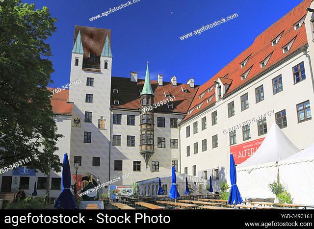 Alter Hof, Munich, Germany
