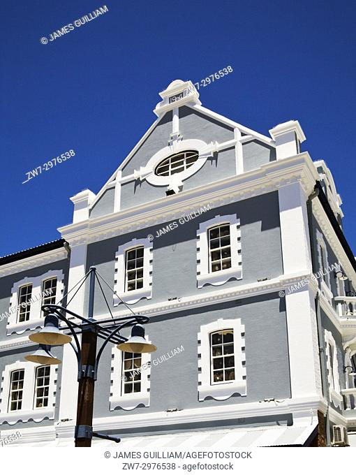 Building detail V&A Waterfront Cape town South Africa