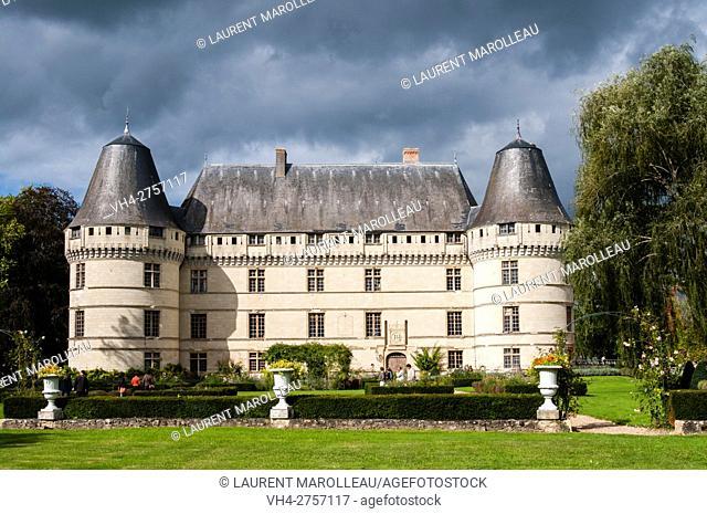 Castle of Islette, Azay-le-Rideau, Indre-et-Loire, Loire valley, France, Europe