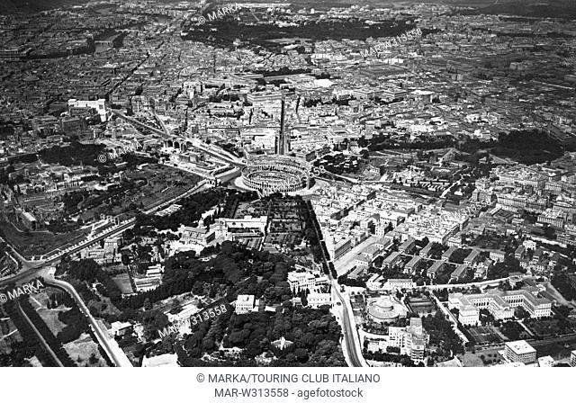 roma, 1930-40 // rome, 1930-40