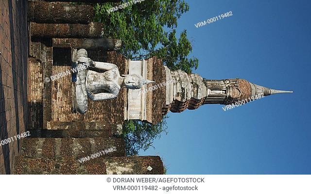 Wat Tra Phong Ngoen at the Historical Park