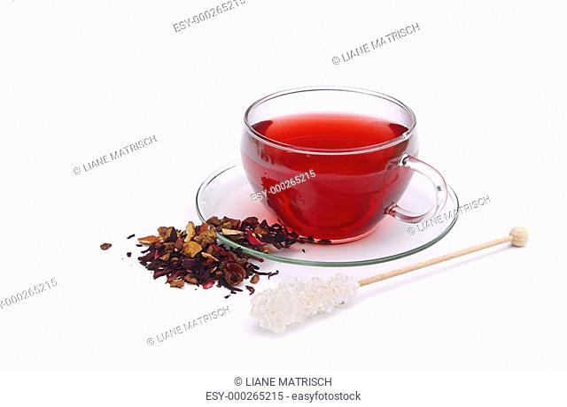Tee Frucht - tea fruit 04