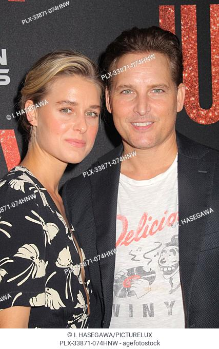 """Lily Anne Harrison, Peter Facinelli 09/19/2019 The Los Angeles Premiere of """"""""JUDY"""""""" held at the Samuel Goldwyn Theater in Beverly Hills, CA"""